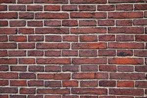 Write looking at a wall