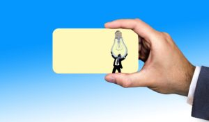 cover letter lightbulb moment